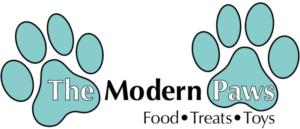 Modern Paws Logo