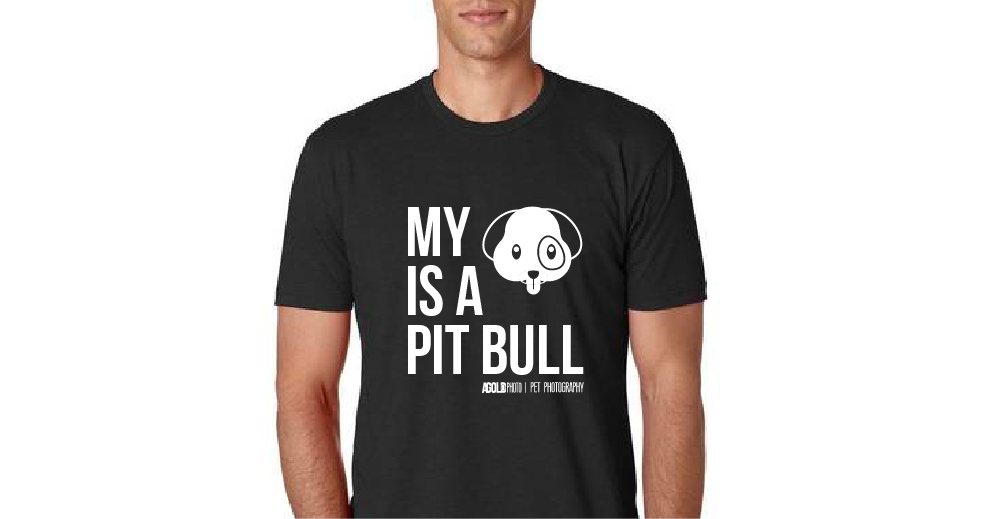 My Dog is a Pit Bull Shirt