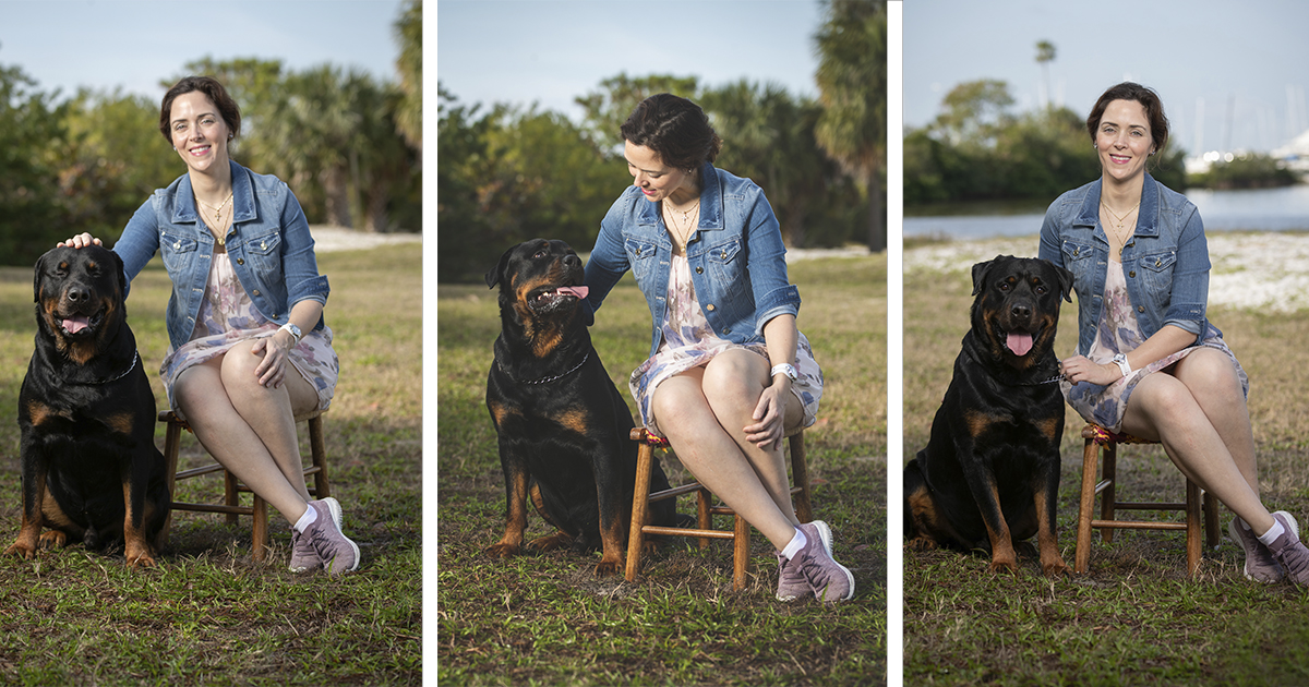Now Offering Pets & People Photo Shoots All Year Round